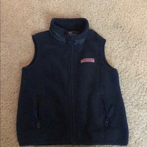 Vineyard Vines Fleece Vest
